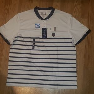 New Izod crested coolex untucked stretch T xl